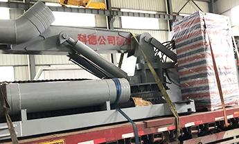 预防负压卸船机钢丝绳出现变形问题的措施