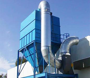 气箱脉冲单机除尘器