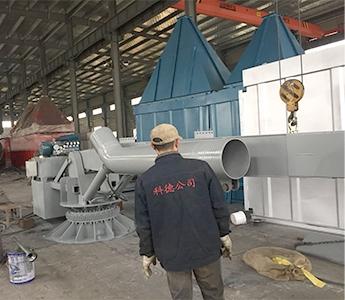 广州脉冲式除尘器